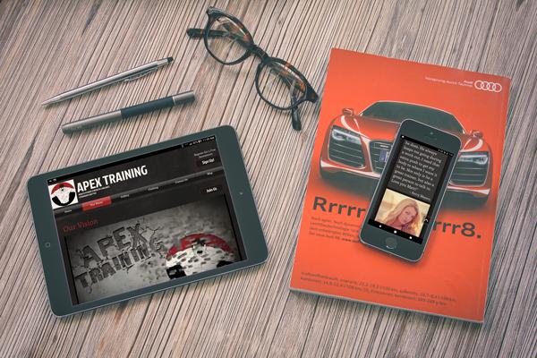 Apex Training Website